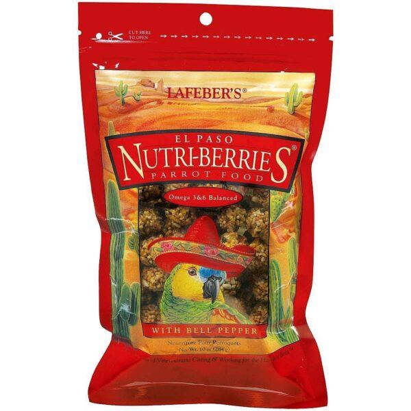 храна за папагали Жако, Амазона, Е клектус, Ара Lafeber Nutri-Berries &# Lafeber Храни