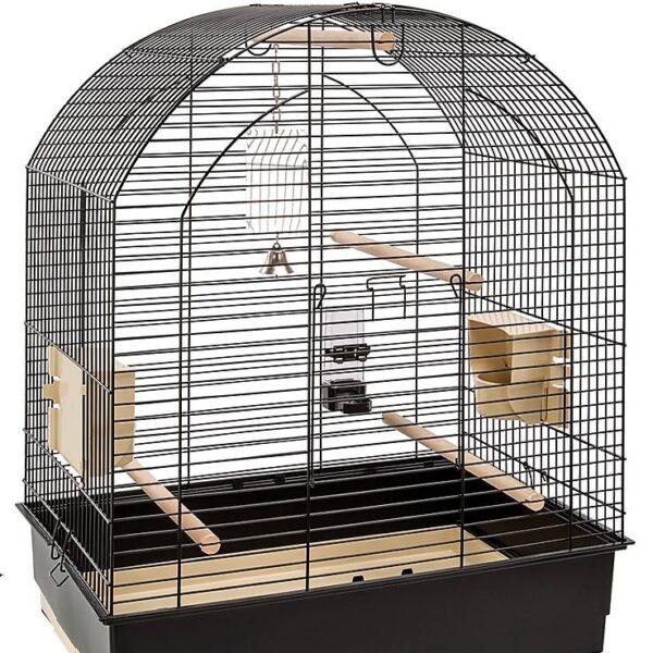 Ferplast -Клетка за малки и средни птици с пълно оборудване Клетки и волиери Всички продукти