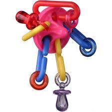 Играчка – за игра с крак Играчки Средни и Малки папагали Играчки Всички продукти