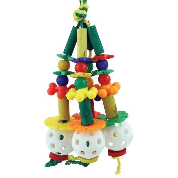 Играчка за папагал- Уилфъл Играчки Големи видове папагали Играчки Средни и Малки папагали Играчки Всички продукти
