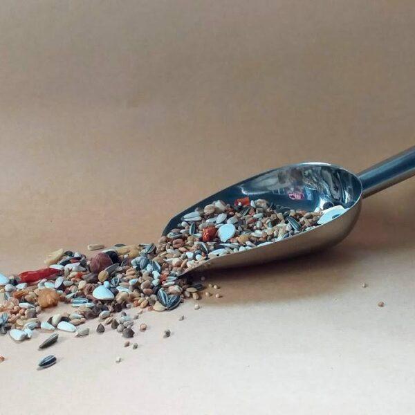 Premium Professional – гранулки семена и ядки- Без фъстъци – 1 кг. Храни за големи папагали Сухи семенни миксове Насипни храни Насипни Храни за големи папагали