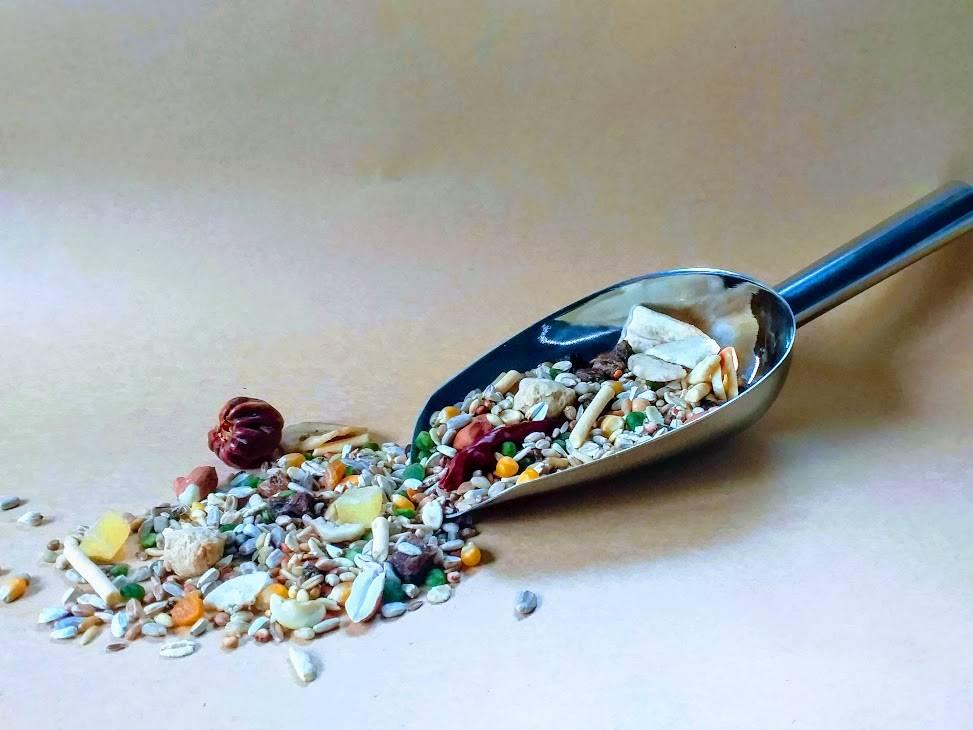 Tidymix-висококачествена семенова смес – НАСИПНО- 1 kg Храни и лакомства Храни за големи папагали Сухи семенни миксове Насипни храни Насипни Храни за големи папагали Всички продукти
