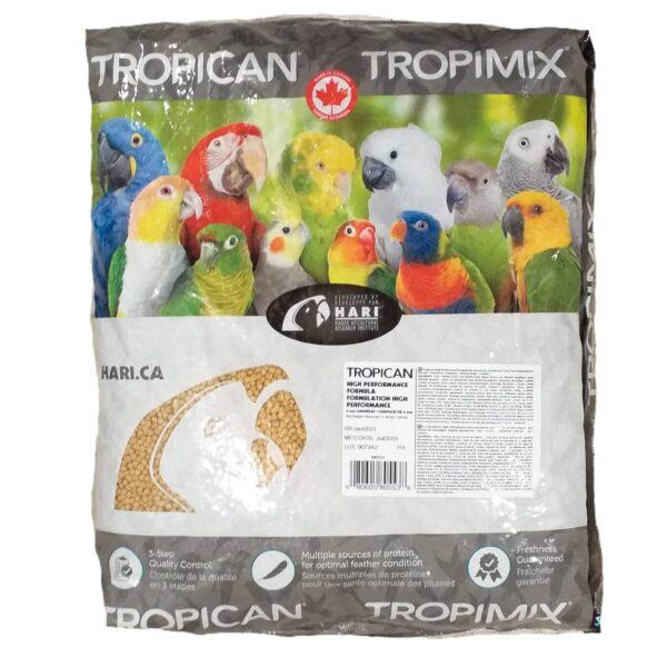 Гранули за папагали -Hari Hagen – Висок протеин 9 кг Храни и лакомства Храни за големи папагали Гранулирани храни Всички продукти
