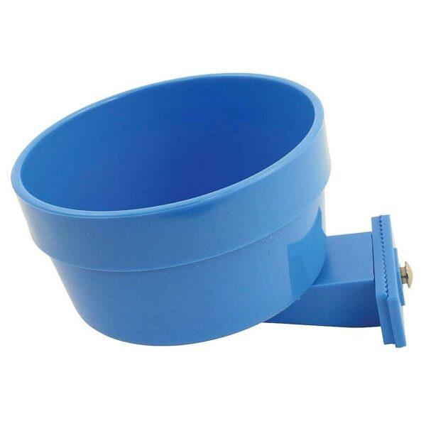 Бързо заключваща купа – голяма / подходяща за Ара,Какаду Хранилки и Поилки Оборудване-Аксесоари Всички продукти