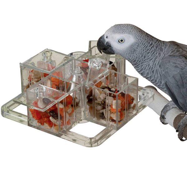 Креативна въртележка – Умствено стимулираща Играчки Големи видове папагали Играчки Всички продукти