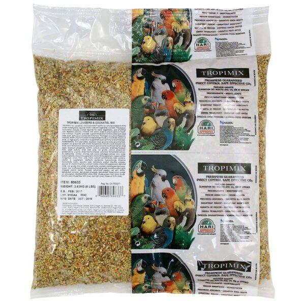Hagen Hari-Тропимикс за малки папагали 3.63 кг Храни и лакомства Храни за малки и средни папагали Гранулирани храни Всички продукти