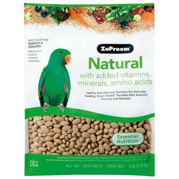 o. – ZuPreem – Средни и големи папагали 1.4 кг Храни и лакомства Храни за големи папагали Гранулирани храни Всички продукти