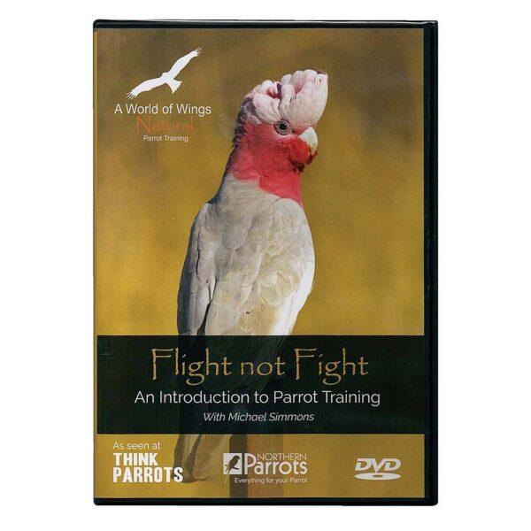 Лети не се бори DVD – Обучението на папагалите Вани и др. Аксесоари Оборудване-Аксесоари Всички продукти