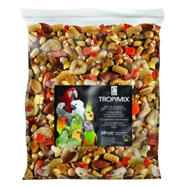 Тропически микс – Hagen Hari Tropimix- голям папагал – 9 кг Храни и лакомства Храни за големи папагали Гранулирани храни Всички продукти