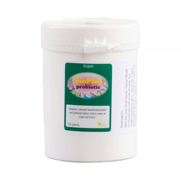 BIOPLUS- Пробиотик с витамини и глюкозни полимери Витамини-Минерали и Добавки Пробиотици- храносмилане-баланс чревна флора Всички продукти