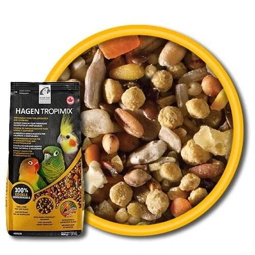 Hagen Hari-Тропимикс за малки папагали 3.63 кг Hagen Hari Храни и лакомства Храни за малки и средни папагали Гранулирани храни Всички продукти