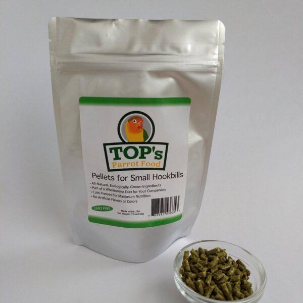TOP'S – Органичен продукт- гранули за малки папагали 340 гр. Храни и лакомства Храни за малки и средни папагали Гранулирани храни Всички продукти