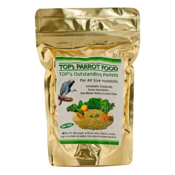 TOP`s Органик- гранули за голям папагал- 453 гр. Храни и лакомства Храни за големи папагали Гранулирани храни Всички продукти