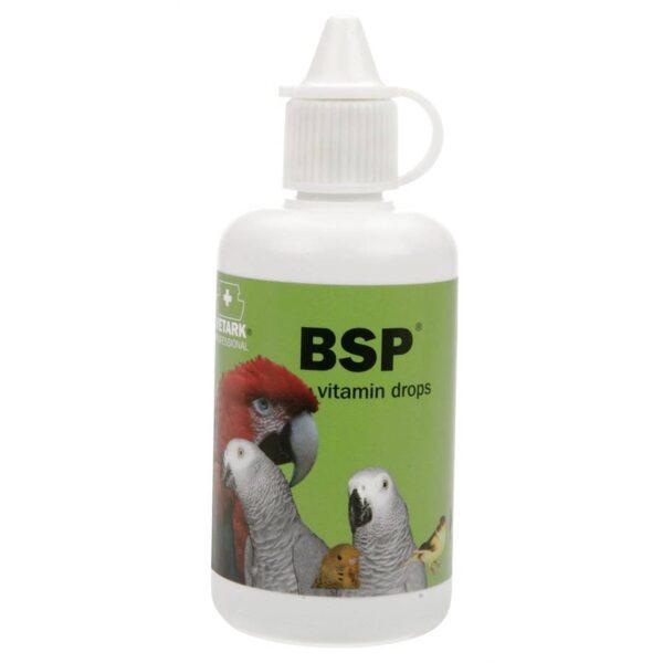 BSP течни мулти-витамини 50ml Витамини-Минерали и Добавки Подсилване на имунитета Срещу стрес и умора Всички продукти