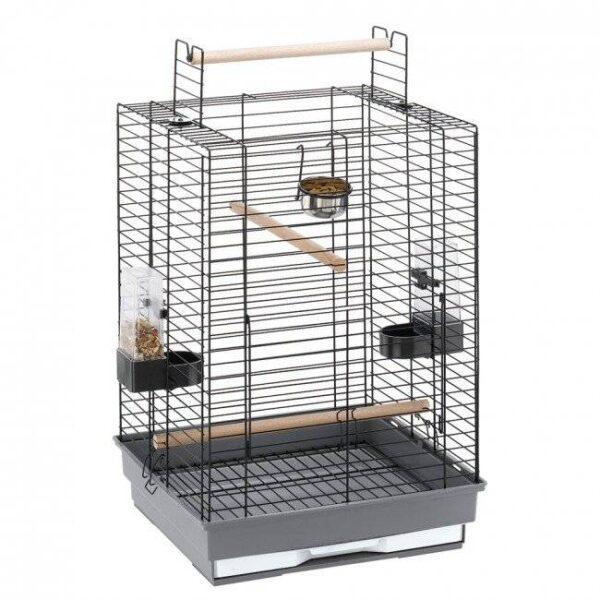 Клетка за папагал- Ferplast- Max 4 Клетки и волиери Всички продукти