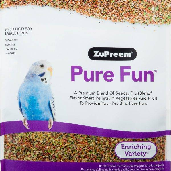 ZuPreem Pure Fun – Малки папагали 907 гр. Храни и лакомства Храни за малки и средни папагали Гранулирани храни Всички продукти