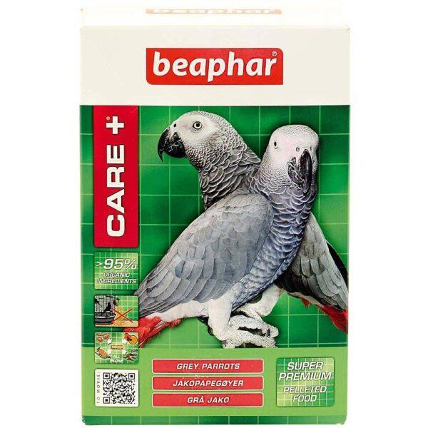 Beaphar -Care Plus -Премиум – Африкански сив папагал – 1kg Храни и лакомства Храни за големи папагали Гранулирани храни Всички продукти