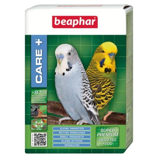 Супер премиум храна -Малки Папагали- Beaphar Care Plus – 250g Храни и лакомства Храни за малки и средни папагали Гранулирани храни Всички продукти