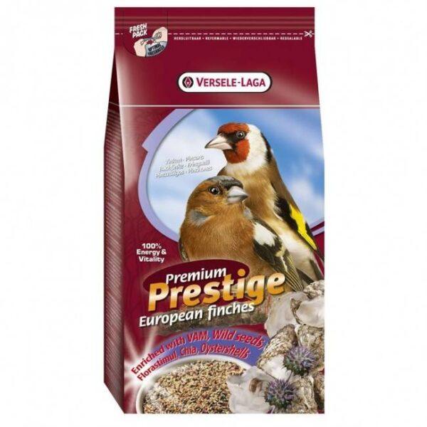 ХРАНА ЗА ЕВРОПЕЙСКИ ФИНКИ-1 кг. Храни и лакомства Храни за малки и средни папагали Сухи семенни миксове Всички продукти