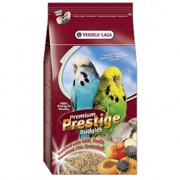 ХРАНА ЗА МАЛКИ ВЪЛНИСТИ ПАПАГАЛИ-1 кг. Храни и лакомства Храни за малки и средни папагали Сухи семенни миксове Всички продукти
