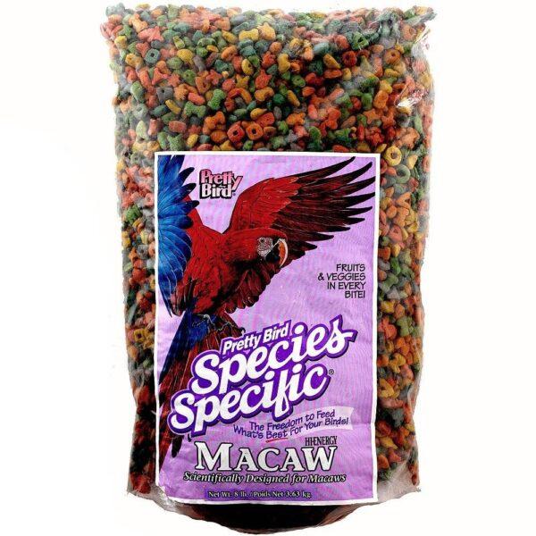 Гранули за Ара и Какаду-Pretty Bird – 1.4 кг Храни и лакомства Храни за големи папагали Гранулирани храни Всички продукти