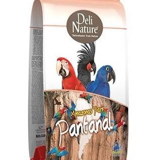 Deli Nature Amazonas Park / Pantanal – Арa Какаду и др.  – 2 кг. Храни и лакомства Храни за големи папагали Сухи семенни миксове Всички продукти
