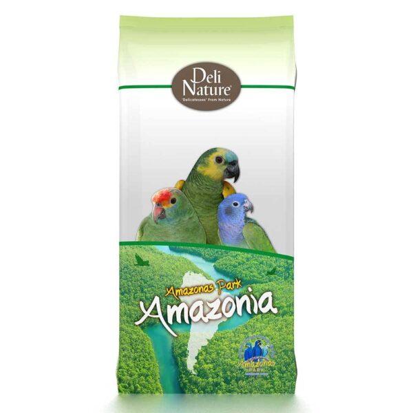 Deli Nature Amazonas Park-всички видове Амазони – 2 кг. Храни и лакомства Храни за големи папагали Сухи семенни миксове Всички продукти