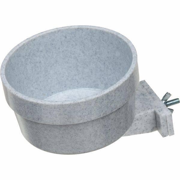 Заключваща се купа /храна и вода – Голяма за Ара, Какаду Хранилки и Поилки Оборудване-Аксесоари Всички продукти