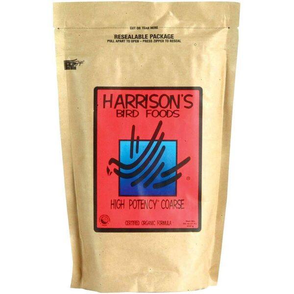 Harrison`s High Potency -Органик храна за Папагали 2,27 кг Harison`s Храни и лакомства Храни за големи папагали Гранулирани храни Всички продукти