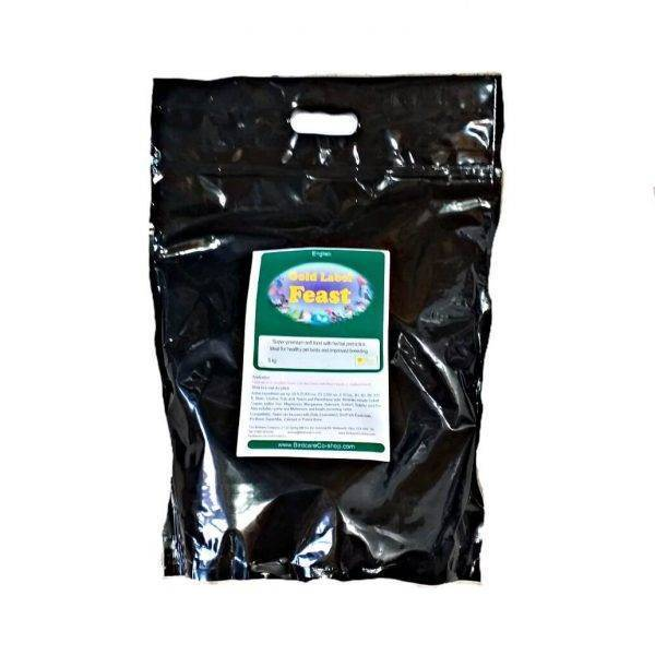 FEAST GOLD LABEL 5 KG The Birdcare Company Добавки към Храната Развъждане и Плодовитост Всички продукти