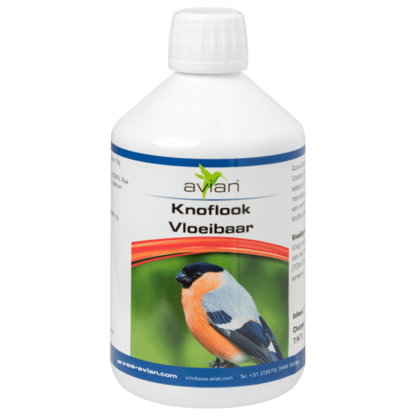 Avian – Течност от Чесън – 500 мл. Лечебни - Терапевтични Aves - Avian Витамини Минерали - Хранителни Добавки Всички продукти