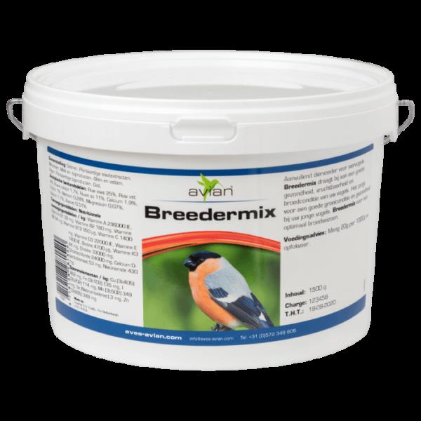 Avian – Breedermix Aves - Avian Витамини Минерали - Хранителни Добавки Развъждане и Плодовитост Всички продукти