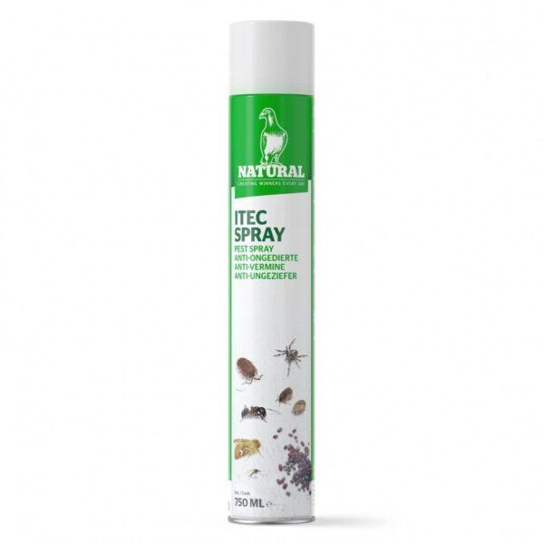 Спрей за обезпаразитяване на птици и помещения – 750 мл. Хигиена Kозметика Обезпаразитяване Всички продукти