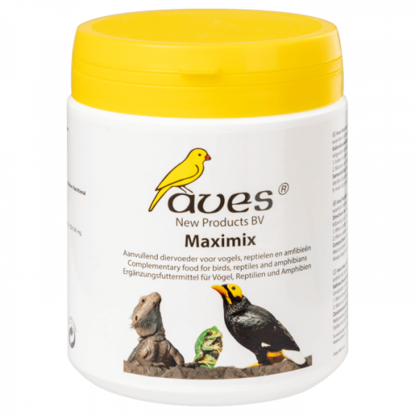 Aves – Maxymix – 600 гр. Aves - Avian Добавки към Храната Подсилване на имунитета Пробиотици- храносмилане-баланс чревна флора Срещу стрес и умора Всички продукти