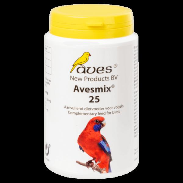 Avesmix 25 – за птици хранещи се със семена -120 гр. Aves - Avian Добавки към Храната Подсилване на имунитета Всички продукти