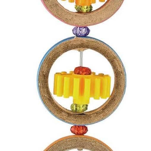 Играчки за папагали – D49