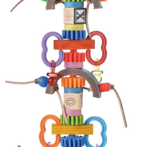 Играчка за папагали – D30