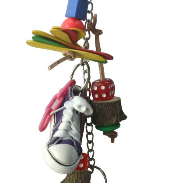 Играчка за папагали – D36
