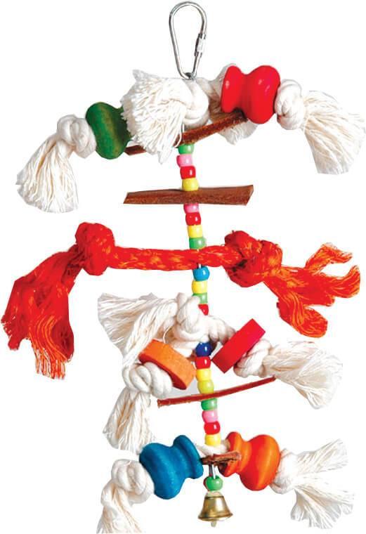 Играчки за папагали – D39 / 27 cm. Играчки Играчки - Средни и Малки папагали Всички продукти