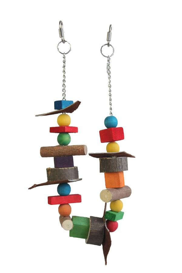 Играчки за папагали – D43
