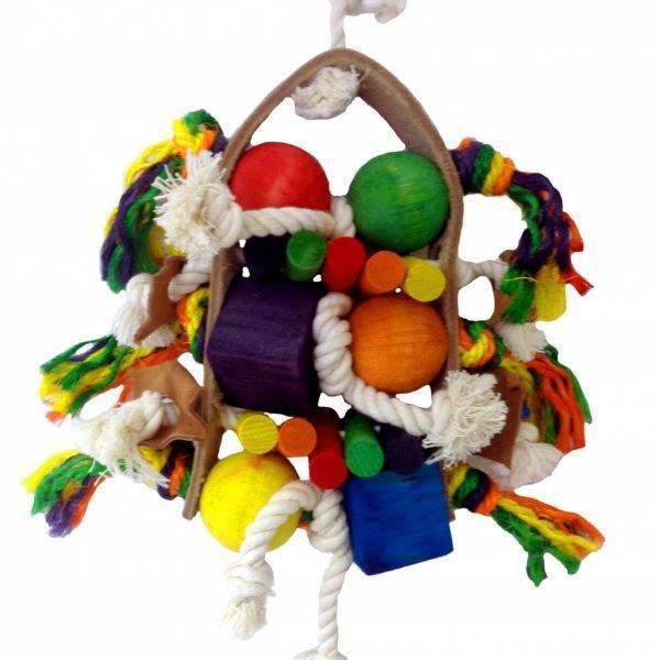 Играчка за папагали – D28