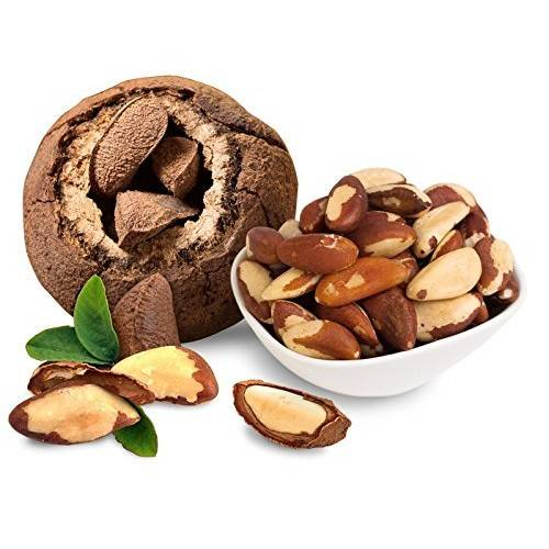 Бразилски Орех – Локомство/ Храна за Папагали – 200 гр.
