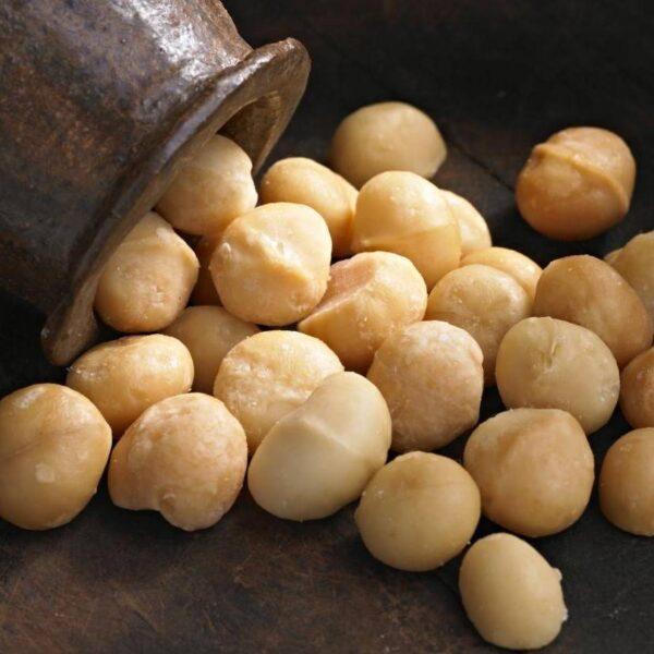 Ядки Макадамия – Лакомство/ Храна за Паппагали – 200 гр.