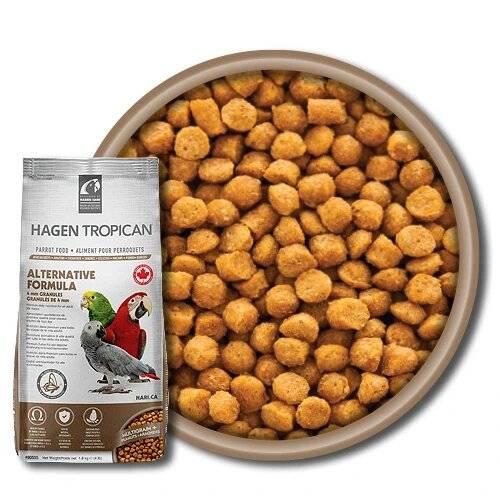 Алтернативна Формула – Без ГМО – Премиум храна за папагали 9.07