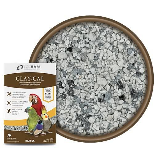 Hagen Hari Clay-Cal – уникална добавка с бентонитова глина, обогатена с калций
