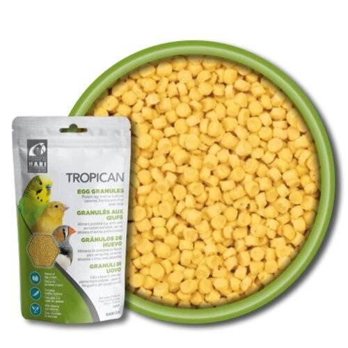 Hagen Hari Tropican – Премиум папагалски гранулки с Протеин и истински Яйца- 150 гр.