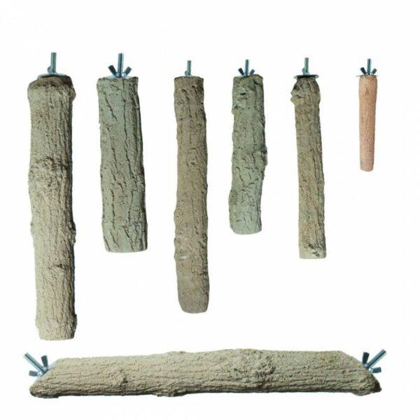 Каменна Абразивна Кацалка за оформяне на нокти и клюн – 25 см